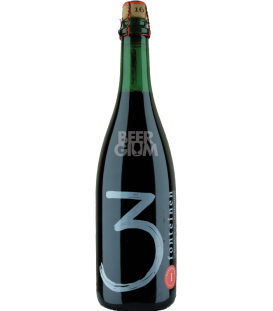 3 Fonteinen Intense Red Oude Kriek 75cl