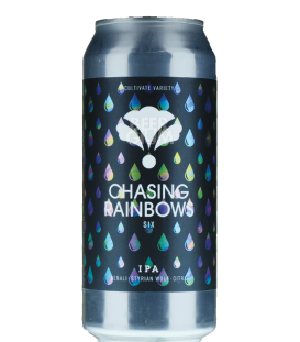 Bearded Iris Chasing Rainbows SIX CANS 47cl - Canned 11-09-2018