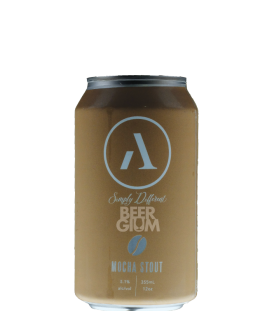 Abnormal Mostra Mocha Stout CANS 35cl