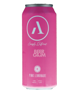 Abnormal Pink Lemonade CANS 47cl