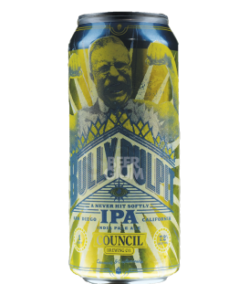 Council Bully Pulpit IPA CANS 47cl