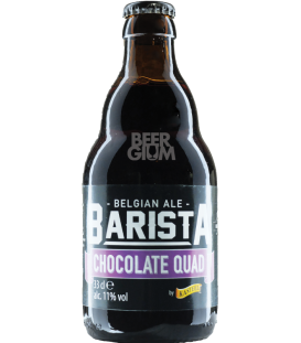 Kasteel Barista Chocolate Quad 33cl