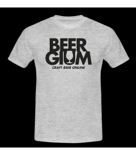 T-Shirt Beergium Size L