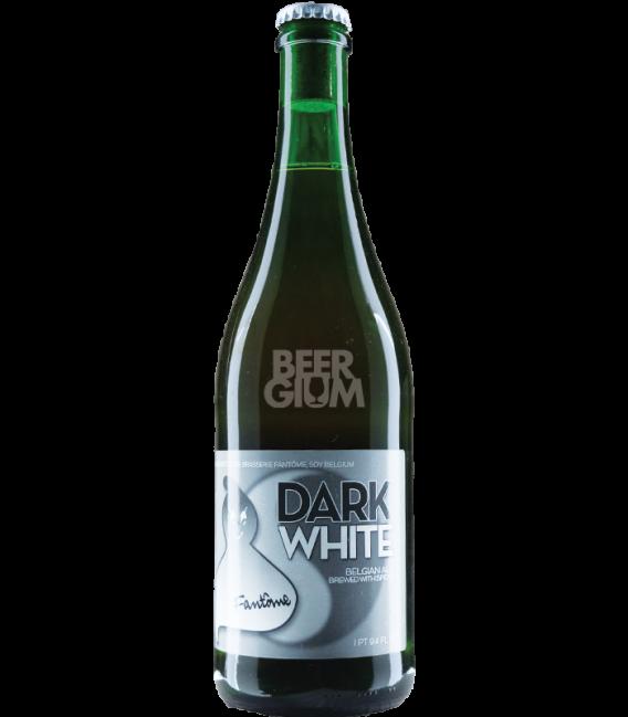 Fantôme BBB Dark White 75cl