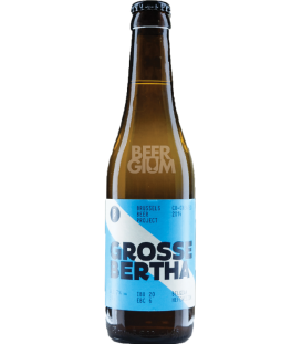 Brussels Beer Project Grosse Bertha 33cl