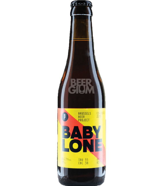 Brussels Beer Project Babylone 33cl