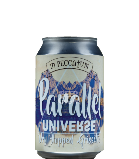 In Peccatum Parallel Universe CANS 33cl