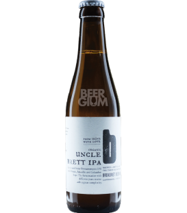 Brekeriet Uncle Brett IPA 33cl