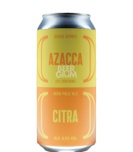 O/O 50/50: Azacca/Citra CANS 44cl