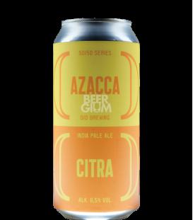 O/O 50/50: Azacca/Citra CANS 44cl BBF 22.05.2019