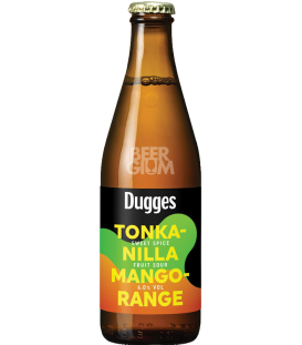 Dugges Tonkanilla Mangorange 33cl