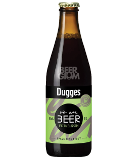 Dugges / Tempest / Gipsy Hill / Wiper and True We Are Beer Edinburgh 33cl