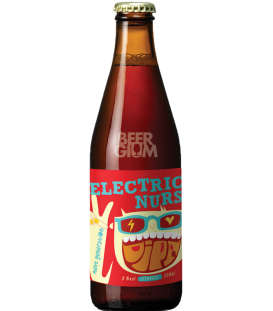 Electric Nurse Next Generation DIPA 33cl - BBF 07-06-2019