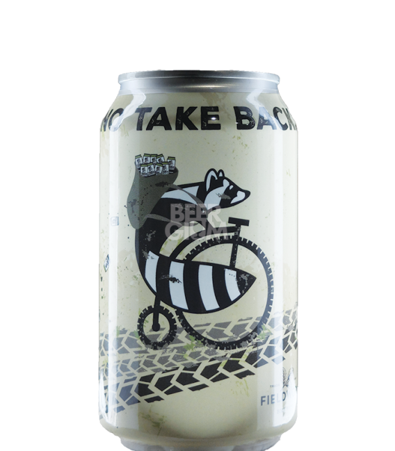 Thorn / Fielwork No Take Backs CANS 35cl