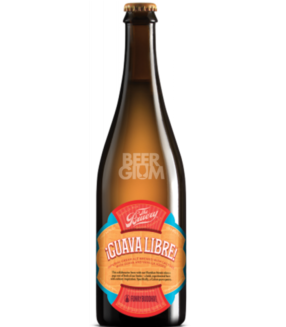 The Bruery / Funky Buddha ¡Guava Libre! 75cl