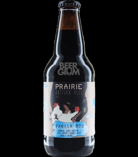 Prairie Vanilla Noir 35cl