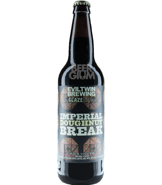 Evil Twin Imperial Doughnut Break 65cl
