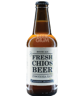 Chios Beer Fresh 33cl - BBF 01-05-2019
