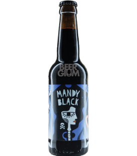 Strange Brew Mandy Black 33cl