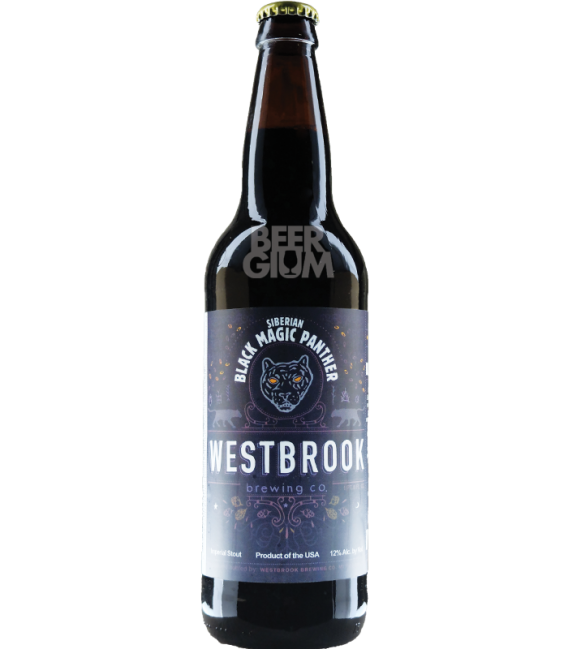 Westbrook Siberian Black Magic Panther 65cl