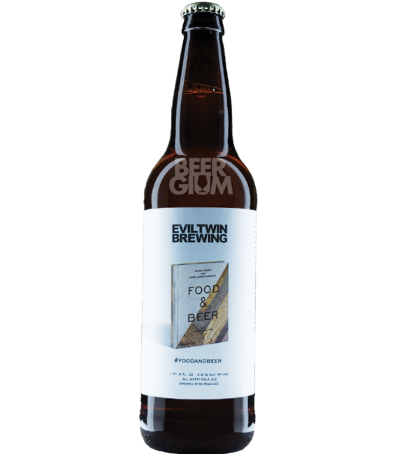 Evil Twin Food & Beer 65cl
