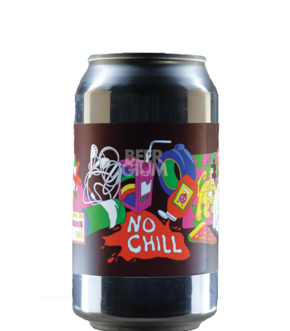 Prairie No Chill CANS 35cl