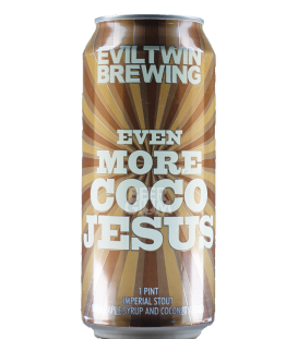 Evil Twin Even More Coco Jesus CANS 47cl