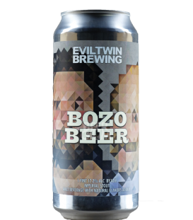 Evil Twin Bozo Beer CANS 47cl