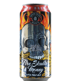 Toppling Goliath Fire, Skulls, & Money CANS 47cl