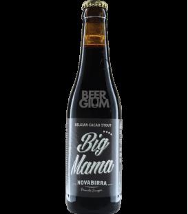 NovaBirra Big Mama Stout Cocoa Nibs 33cl