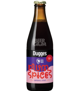 Dugges / Deer Bear Plum Spices 33cl