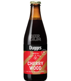 Dugges Six Ways Cherry Wood 33cl