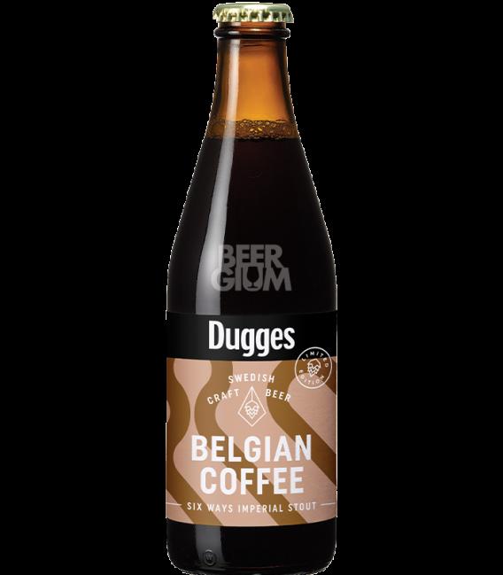Dugges Six Ways Belgian Coffee 33cl