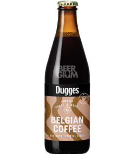 Dugges Six Ways Belgian Coffee 33cl