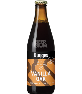 Dugges Six Ways Vanilla Oak 33cl