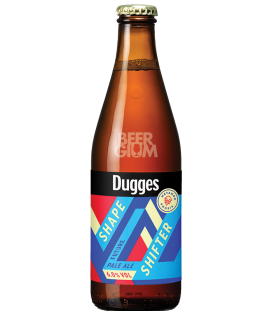 Dugges Shape Shifter 33cl - BBF 18-01-2019