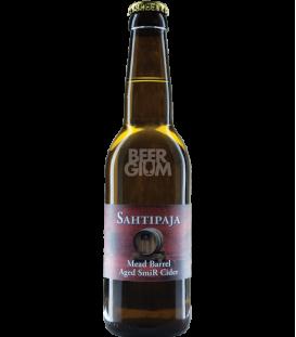 Sahtipaja Mead Barrel Aged Cider - Sött men inte Rött 33cl
