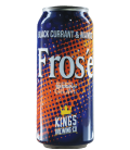 Kings Fros'e (Black Currant, Mango, Vanilla) CANS 47cl
