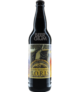 Hoppin' Frog Rocky Mountain BORIS 65cl