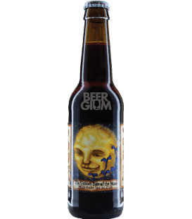 Pleine Lune / Goutte d'or The golden side of the Moon 33cl