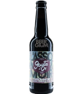 Goutte d'Or L'assommoir Imperial Barbessian Stout 33cl