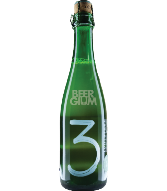 3 Fonteinen Oude Geuze 2017-2018 10th BLEND 37cl