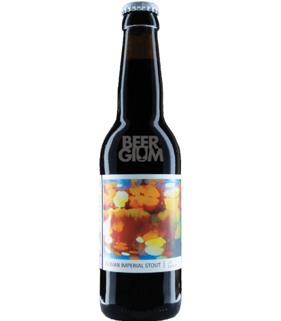 Popihn Russian Imperial Stout V3 33cl