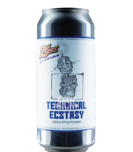 2nd Shift Technical Ecstasy CANS 47cl