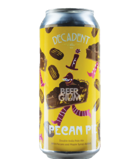 Decadent Ales Pecan Pie CANS 47cl