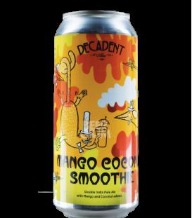 Decadent Ales Mango Coconut Smoothie CANS 47cl