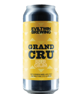 Evil Twin Grand Cru CANS 47cl