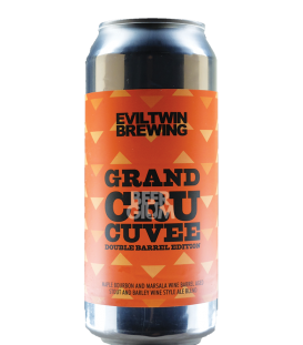 Evil Twin Grand Cru Cuvée Double Barrel Edition CANS 47cl