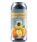 Local Craft Beer Orange Juice Shake CANS 47cl