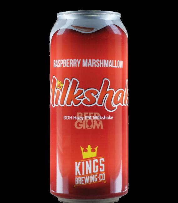 Kings Raspberry Marshmallow Milkshake CANS 47cl